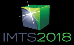 Logo der IMTS 2018 Messe